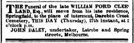 william-ford-cleeland-funeral-notice-argus-27aug1868